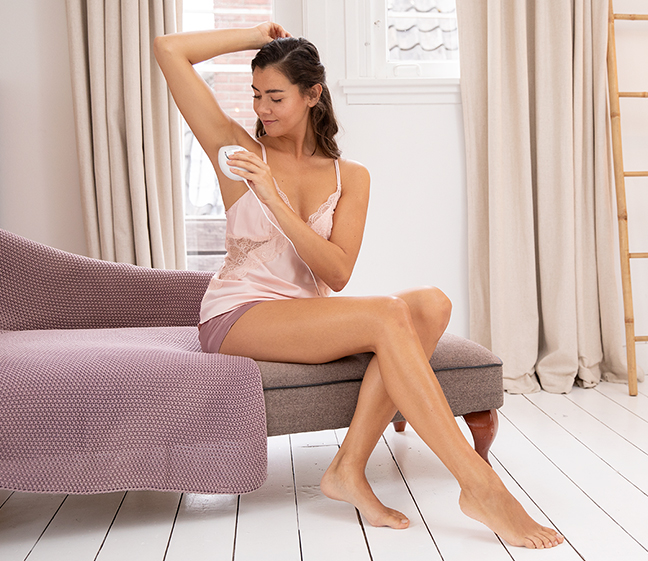 The latest and greatest in at-home hair removal